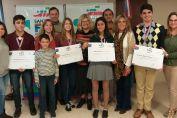 Reconocieron a los cuatro estudiantes santafesinos que viajarán a la NASA